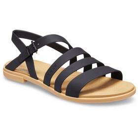 Crocs Tulum Sandali Donna, black/tan